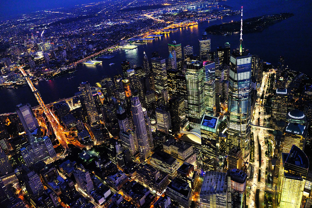 New York Helicopter Tour-Opentours